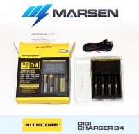 Nitecore D4 intellicharger battery charger (2)